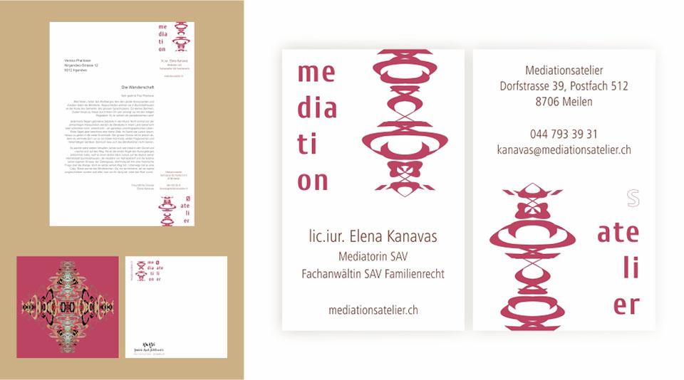Mediationsatelier Kanavas, Meilen